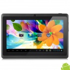 "Levy DaL Q88 7"" Capacitive Touch Screen Android 4.1 Tablet PC w/ 512MB RAM, 8GB ROM - Black"