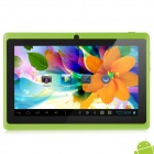 "Levy DaL Q88 7"" Capacitive Touch Screen Android 4.1 Tablet PC w/ 512MB RAM, 8GB ROM - Grass Green"