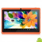 "Levy DaL 7"" Capacitive Touch Screen Android 4.1 Tablet PC w/ 512MB RAM / 8GB ROM - Orange"
