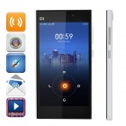 "XiaoMi M3 Quad-core WCDMA MIUI V5 Smartphone w/ 5.0"" IPS, RAM 2GB and ROM 16GB - White"