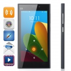 "XiaoMi  MIUI V5 Quad-core WCDMA Bar Phone w/ 5.0"" IPS, RAM 2GB and ROM 16GB - Black"