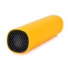 "Multi-Functional Mobile ""4000mAh"" Power Bank + Audio Speaker Set for IPHONE / Samsung - Yellow"