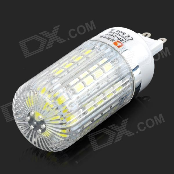 Lexing LX-YMD-089 G9 1.5~4.5W 240lm 7000K 36-5050 SMD LED White Light Dimmable LED Lamp (220~240V) lexing lx qp 20 e14 6w 470lm 3500k 15 5730 smd led warm white light dimmable lamp ac 220 240v