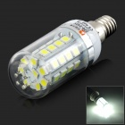 Lexing LX-YMD-087 E14 1.5~4.5W 220lm 7000K 36-5050 SMD LED White Light Dimmable LED Lamp (220~240V)