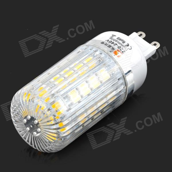 Lexing LX-YMD-088 G9 1.5~4.5W 240lm 3500K 36-5050 SMD LED Warm White Light Dimmable Lamp (220~240V) lexing lx qp 20 e14 6w 470lm 3500k 15 5730 smd led warm white light dimmable lamp ac 220 240v