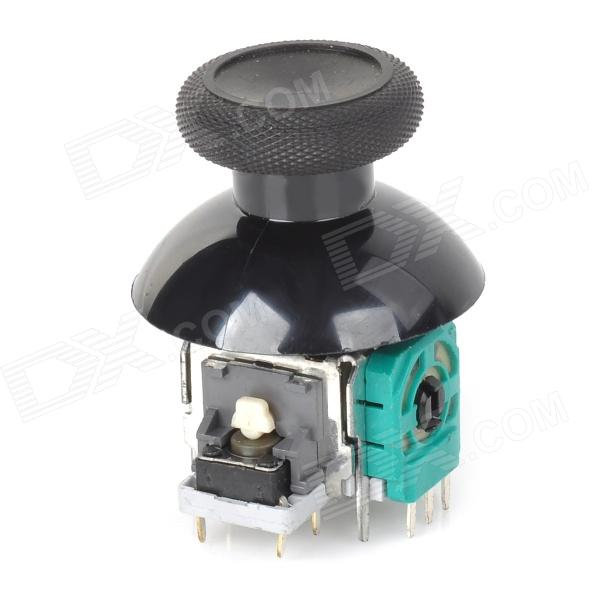 DIY Replacement 3D Joystick + Cap for XBOX ONE - Black sniper elite 3 xbox one