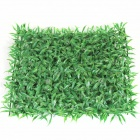 Polypropylene Artificial Turf Grass Model - Green (44 x 36cm)