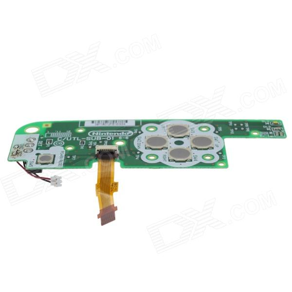 Replacement Power Board för NDSI XL - grön + vit
