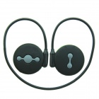 Avantree AS6P Sports Water Resistant Bluetooth V4.0 + EDR Stereo Headset w/ Mic - Black + Gray