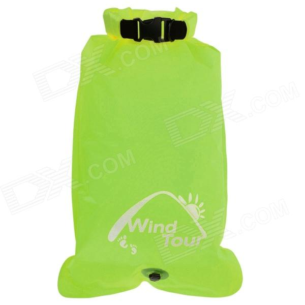 WindTour Multifunction Outdoor Waterproof Drifting Bag / Storage Bag - Fruit Green (33L) windtour multifunction outdoor waterproof drifting bag storage bag yellow 33l