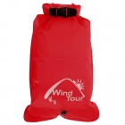 WindTour Multifunction Outdoor Waterproof Drifting Bag / Storage Bag - Red (33L)