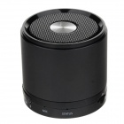 JL-BT JL-310FM Mini Bluetooth V3.0+EDR Speaker - Black