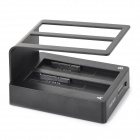 "MAIWO K304U2E USB 2.0 2.5"" / 3.5"" HDD SATA Dual Slot Docking Station - Black"