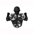 Fitness Man Muscle Hanger / Suction Cup / Hercules Hook - Black