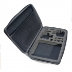 "Fat Cat 13"" Dual-Cam Anti-Shock EVA Case for GoPro - Carbon Black"