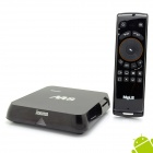 Jesurun M8 Quad-Core Android 4.4.2 Google TV Player w/ 2GB RAM, 8GB ROM, F10 Air Mouse, XBMC - Black