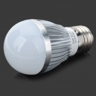 E27 3W 240lm 3500K 6 x SMD 5730 LED Warm White Light Lamp Bulb - (AC 100~240V)