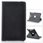 360 Degree Rotation Protective PU Leather Case Cover Stand for Dell Venue 8 Pro - Black