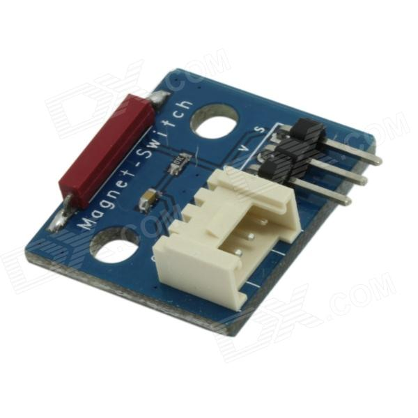 Itead 3-Pin Magnetic Field Sensor Magnetic Switch Module Doors Windows Alarm for Arduino