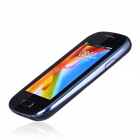 "Écran M-GT-S6812 CHEVAL capacitif Android 2.3 Bar Phone w / 3.5 ""/ Wi-Fi / Bluetooth - Deep Blue"