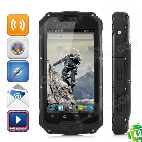 Water-proof Quad Core Android 4.2 Phone w/ 4.5
