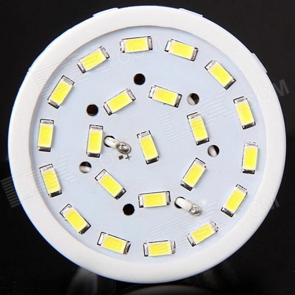 E27 1560lm 6000K 132 x SMD 5730 LED White Light Corn Lamp - (220~240V) - DXE27<br>Base Type E27 Type Corn Bulbs Output Power 30W Emitter Type 5730 SMD LED Total Emitters 132 Lumen(s) 1560lm Voltage (V) AC 220-240 Features Energy Saving Low Power Consumption Long Life Expectancy Function Commercial Lighting Studio and Exhibition Lighting Home Lighting Sheathing Material Plastic Product weight 0.202 kg Package weight 0.268kg Product size (L x W x H) 6.2 x 6.2 x 21 cm (2.44 x 2.44 x 8.27 inches) Package size (L x W x H) 7 x 7 x 22 cm Package Contents 1 x Corn Light. Product Notes1. Please confirm the voltage first. If the voltage of a product is 12V-24V then you must use a professional LED voltage converter. If the voltage in your country is 110Vthen you should choose a product that voltage is 110v or 86-265v(86-265v is adapt for all country.) 2. Please check the specifications of the product carefully before ordering to insure a proper fit. 3. Do not disassemble any bulbs by yourself. 4. Be sure to cut the power off before beginning installation to avoid personal injury.<br>