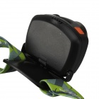 SingFire SF-633B 1-LED White + 2-LED Red Induction Headlamp - Black + Green (3 x AAA)