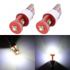 T10 15W 1350lm 3 x Cree XP-E CANBUS White Car License Plate / Signal Light Clearance /Indicator Lamp