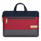 "Cartinoe Laptop Inner Bag for Apple MacBook Air / Pro 13.3"" Tote Bags - Blue + Wine Red + Gray"