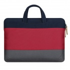 "Cartinoe Laptop Inner Bag Apple MacBook Air / Pro 13,3 ""ostoskassit - Sininen + Wine Punainen + Harmaa"