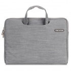"Cartinoe Classic Jeans Laptop Inner Bag for Apple MacBook Ai r/ Pro 13.3"" Tote Bags Unise - Grey"