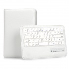 Destacável Bluetooth V3.0 57-Key teclado w / Flip Open Case para 7 '' Samsung Galaxy Tab3 Lite T110