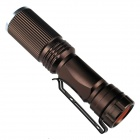 ZSJ-B18 200lm 3-Mode White Light Zooming Flashlight - Coffee (1*14500)