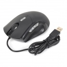 Motospeed S900 USB 2.0 Wired 2000dpi Gaming Mouse + Keyboard - Black