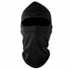 WOLFBIKE BC300 Cycling Lycra Quick-Dry Face Mask Head Guard Shield CS Cap - Black