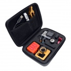 "Fat Cat 9"" Waterproof Thick Anti-Shock Case for GoPro - Carbon Black"