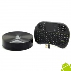 Jesurun S82 Quad-Core Android 4.4 Google TV Player w/ 2GB RAM, 8GB ROM, Mini Keyboard, XBMC, Netflix