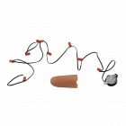 Magic Trick Light String - Black + Red