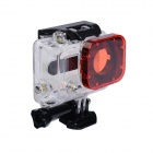 Professional Diving Housing Red Orang Filter for Gopro Hero 3