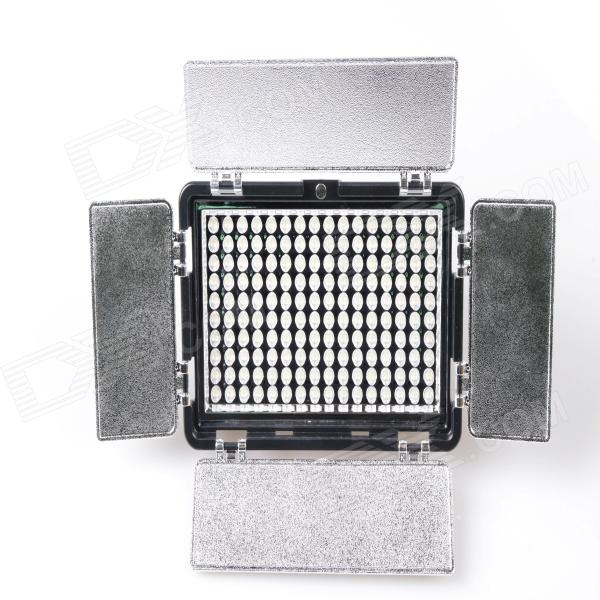 DOF HVR-D160S LED Video Light Lamp Wedding Photojournalism Camera Fill Light - Black