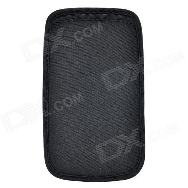 Neoprene Protective Pouch for Samsung Galaxy S5 - Black