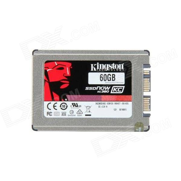 Kingston Digital SKC380S3 / 60G 60GB SSDNow Solid State Drive