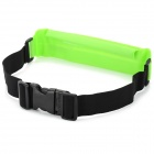Tteoobl P-606C Handy Running / Training / Fitness Waterproof Waist Pack Bag - Green