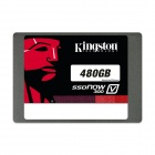 Kingston Digital 480GB SSDNow V300 SATA 3 2.5 with Adapter Solid State Drive SV300S37A/480G