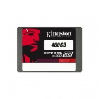 Kingston Digital 480GB SSDNow KC300 SATA 3 Solid State Drive with Adapter SKC300S37A/480G