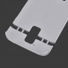 3500mAh External Battery Power Case w/ Stand for Samsung Galaxy S5 - White