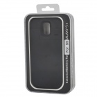 Portable External 4800mA Battery Back Case w/ Stand for Samsung Galaxy S5 - Black
