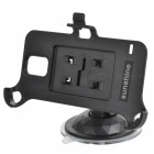 SUNSHINE Car Mount Holder w/ Suction Cup for Samsung Galaxy S5 - Black