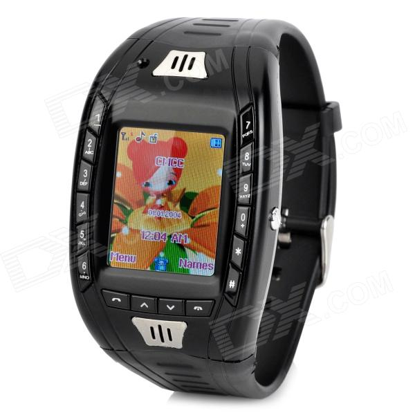 AK11 GSM Wrist Watch Phone w/ 1.33