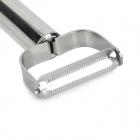 72335 Durable Stainless Steel Planer Tool - Silver